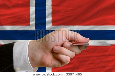 Buying With Credit Card In Norway