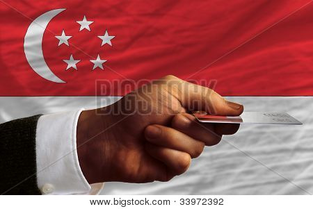 Buying With Credit Card In Singapore