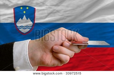Buying With Credit Card In Slovenia