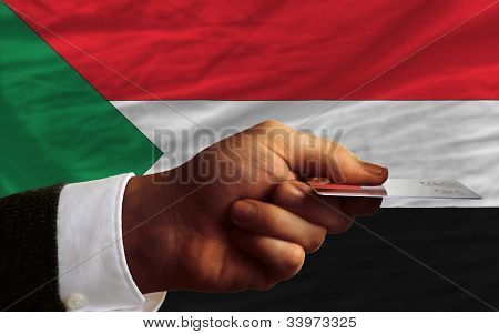 Buying With Credit Card In Sudan