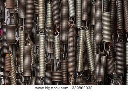 All Sizes Metal Iron Springi Shock Absorber