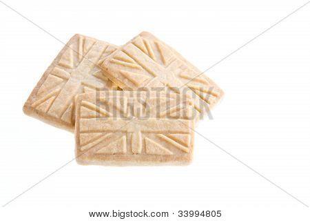 Union Jack Shortbread