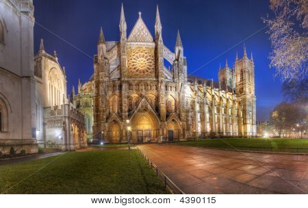 Westminster Abbey Panorama