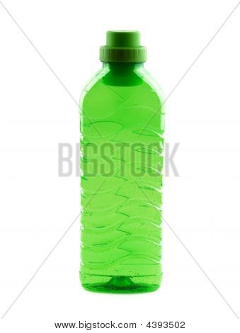 Photo Of Green Plastic Bottle