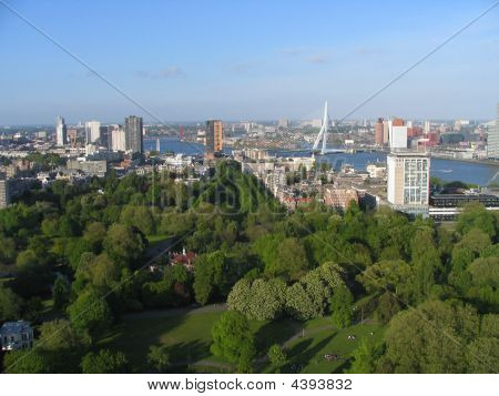 City In Netherlands