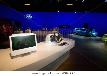 Ford,motor Show 2008