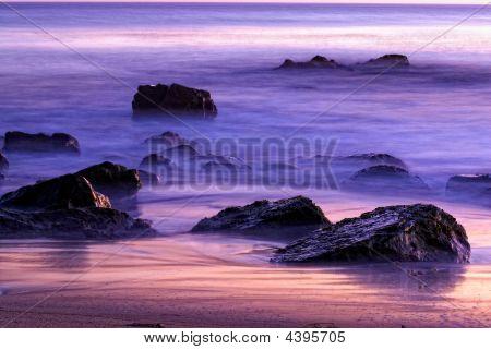 Malibu Coast Sunset
