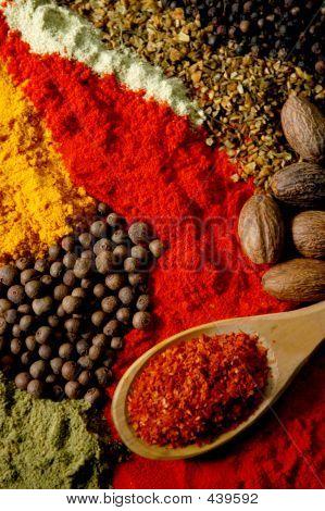 Spice Still Life