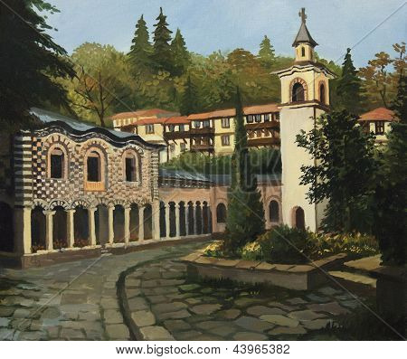 Church in Blagoevgrad