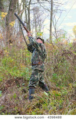 Hunter Get Ready For Shot