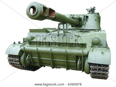 Armored Artillery Howitzer 1