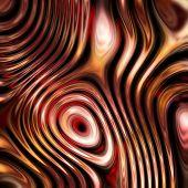 art dark chocolate swirl background poster