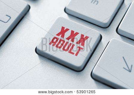 Porn Site Button