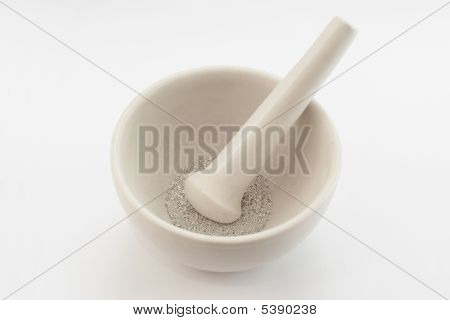 Medical Mortar And Pestle