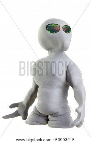 Clay Aliens