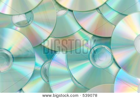 Cd's Background