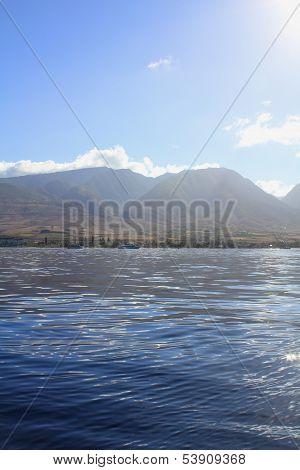 Maui Island. Hawaii