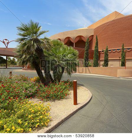 A Grady Gammage Memorial Auditorium Shot, Tempe