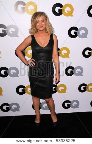 LOS ANGELES - NOV 12:  Amy Poehler at the GQ 2013