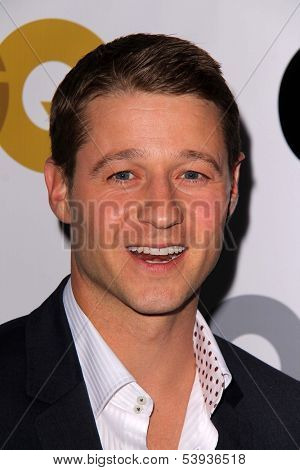 LOS ANGELES - NOV 12:  Ben McKenzie at the GQ 2013