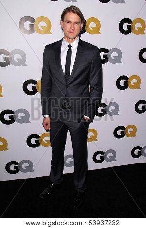 LOS ANGELES - NOV 12:  Chord Overstreet at the GQ 2013