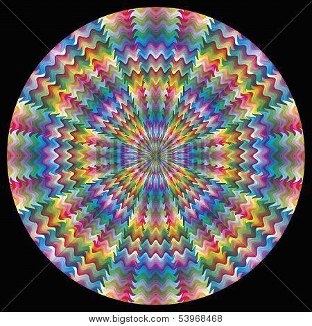 Vector Color Circle