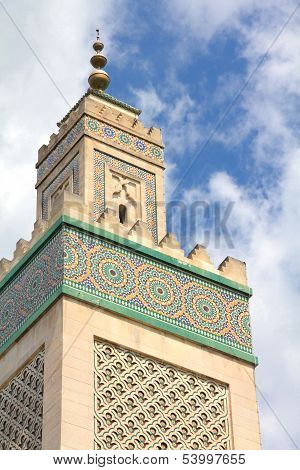 Great Mosque, Paris