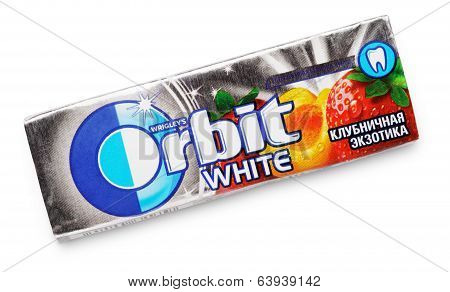Chewing Gum Orbit White