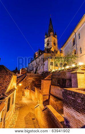 Evanghelical Church in Sibiu