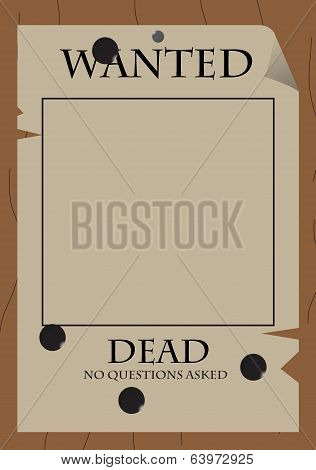 Wanted! Dead!