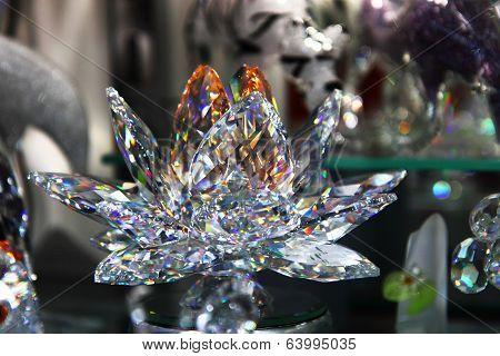 Czech Crystal Glass