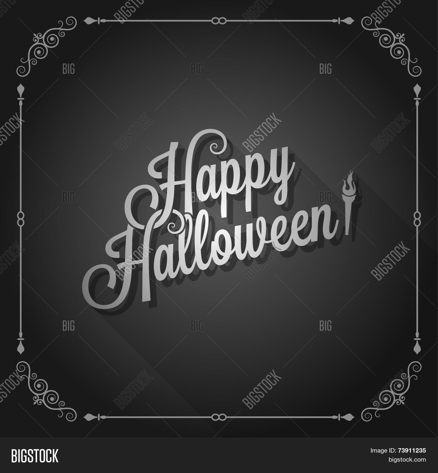 Halloween Movie Vector & Photo (Free Trial) | Bigstock