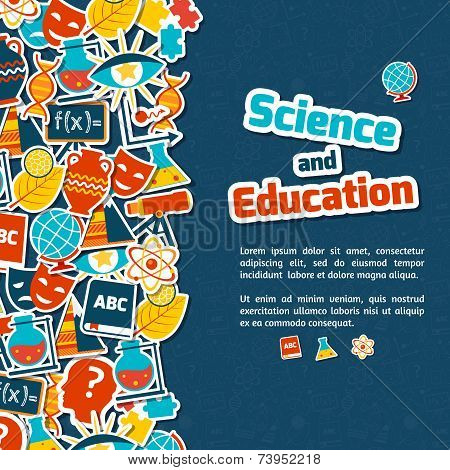 Education science background