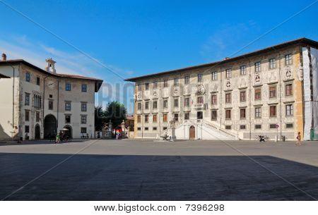 Ecole Normale Pisa