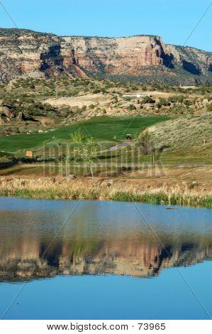 Redlands Mesa Pond