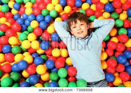 Boy On Balls