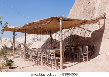 Tavern In Cappadocia; Turkey