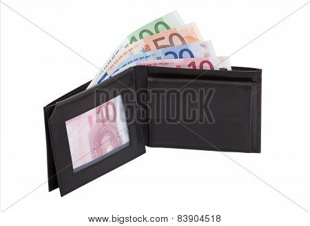 Purse With Notes