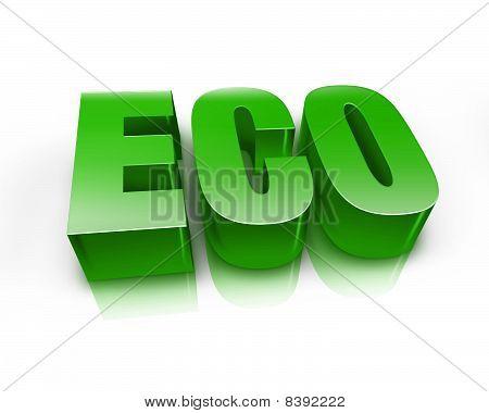 Eco Green 3D