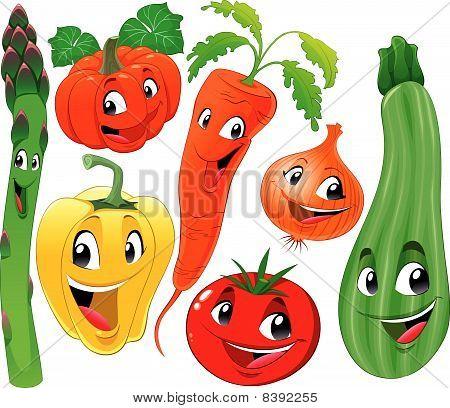 Vegetable family.
