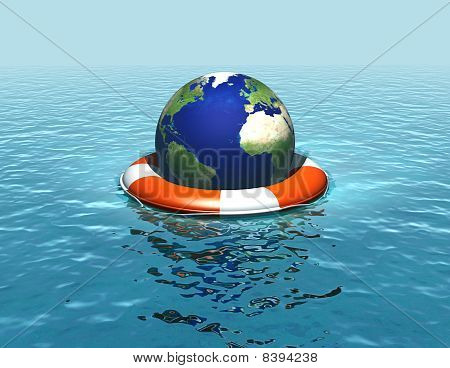 Saving the planet from rising sea levels