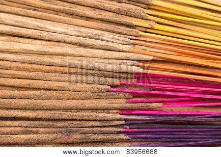 Colorful Incense Stick