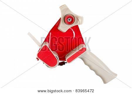Dispenser (holder) For An Adhesive Tape.