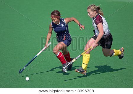 Woman's Field Hockey