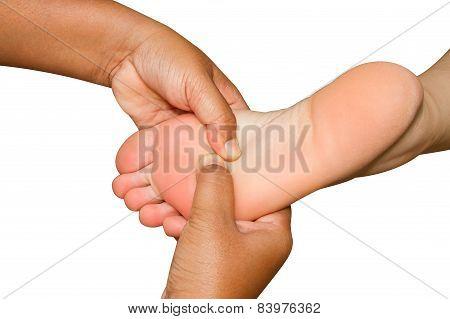 Spa Foot Massage,reflexology Foot Massage