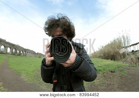 Big Lens Photographer