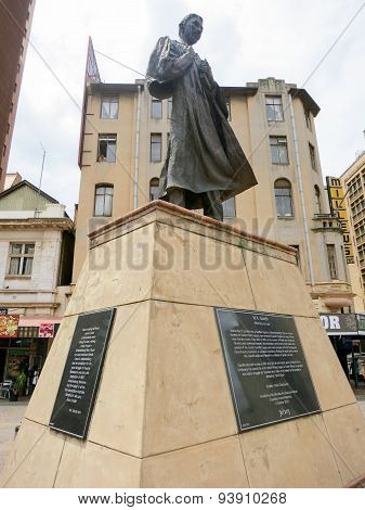 Gandhi Statue - Johannesburg, South Africa
