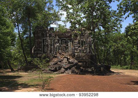 Angkor's Popular Temples, Cambodia