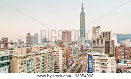 TAIPEI, TAIWAN - NOVEMBER 21, 2014