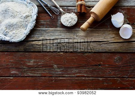 Baking Ingredients